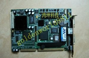AAEON industrial motherboard SBC-558 REV A1.3 good in condition for industry use