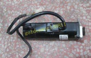 Yaskawa AC Servo Motor SGMAH-A8A1A-YR11 good in condition for industry use