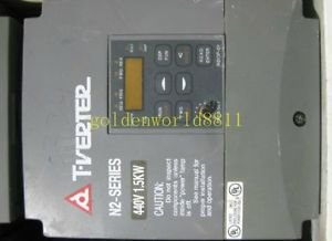 T-verter inverter N2-402-M3 1.5KW/380V good in condition for industry use