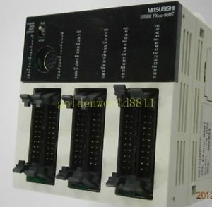 Mitsubishi programmable controller FX2NC-96MT good in condition for industry use
