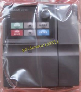 NEW Delta inverter VFD037EL43A 3.7kw/380V good in condition for industry use