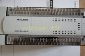 NEW Mitsubishi PLC Relay output FX2N-64MR-D good in condition for industry use
