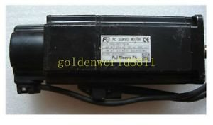 FUJI AC SERVO MOTOR GYS401DC2-T2C-B good in condition for industry use