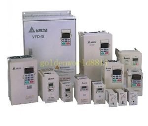 NEW Delta inverter VFD110B43A 380V 11KW good in condition for industry use