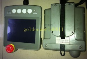 Mitsubishi handheld touch screen A953GOT-SBD-M3-H for industry use
