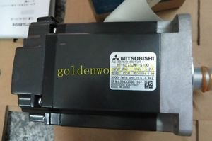 NEW Mitsubishi servo motor HF-KE73JW1-S100 good in condition for industry use