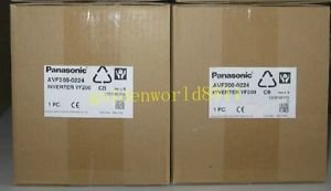 NEW Panasonic inverter VF200 AVF200-0224 3phase 380V/2.2KW for industry use