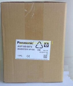 NEW Panasonic Inverter AVF100-0074 380V/0.75KW for industry use