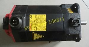 Fanuc AC server motor A06B-0227-B400 good in condition for industry use