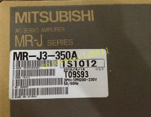 NEW Mitsubishi AC Servo Driver MR-J3-350A good in condition for industry use