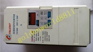 TALENT inverter VG3000 3P7-4G 380V 3.7KW good in condition for industry use