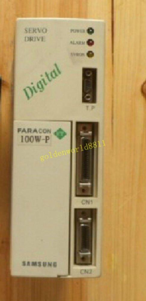 Samsung FARA CON CSD-01BB1P Servo Drive good in condition for industry use