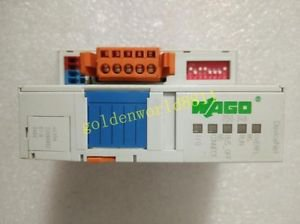 WAGO 750-346 ECO FIELDBUS COUPLER good in condition for industry use