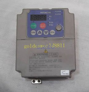 HITACHI inverter SJ200-015LFR 220V 1.5KW good in condition for industry use