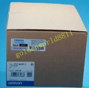 NEW OMRON PLC programmable controller CP1E-N40DR-D for industry use