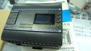 NEW KEYENCE programmable controller KV-40AT good in condition for industry use