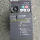 Mitsubishi inverter FR-E720-0.75K 220V 0.75KW good in condition for industry use