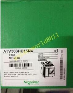 NEW SCHNEIDER inverter ATV303HU15N4 380V1.5KW good in condition for industry use