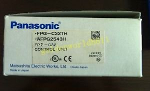 NEW Panasonic PLC CONTROL UNIT FPG-C32TH (AFPG2543H) for industry use