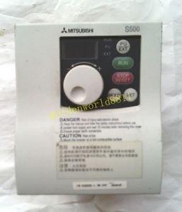 Mitsubishi inverter FR-S520SE-1.5K-CHT 1.5KW 220V for industry use