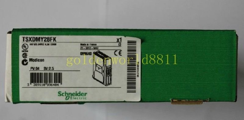 NEW Schneider PLC switch quantity mixed module TSXDMY28FK for industry use