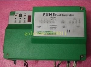 Used Emerson CT excitation controller FXM5 10A-20A for industry use