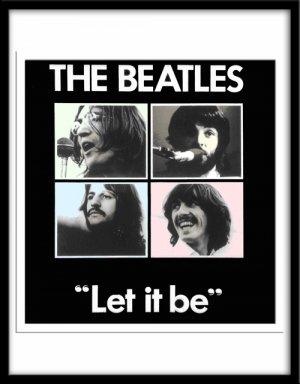 The Beatles 8 x10 Photographic Image
