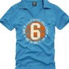 V-neck short sleeve men's t-shirt - Basketball 6