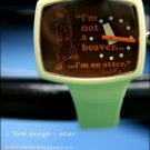 Lucid Fall Otter Unisex TV Watch