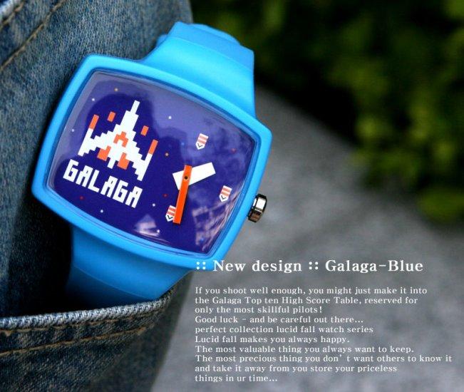 Lucid Fall Galaga Unisex TV Watch