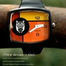 Lucid Fall Owl Unisex TV Watch