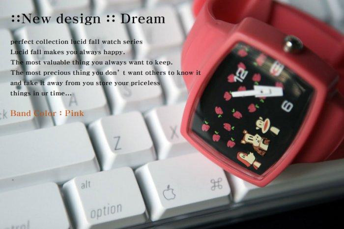 Lucid Fall Dream Unisex TV Watch
