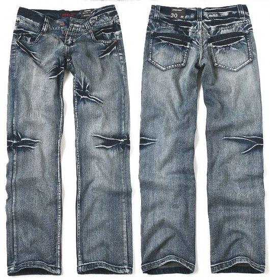 Midi Straight Premium Denim Jeans For Men