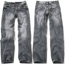 Semi Straight Premium Denim Jeans For Men