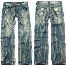 Semi Skinny Vintage Premium Denim Jeans For Men