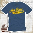 """Am. Eagle"" Hollywood Vintage Style Men's T-shirt"