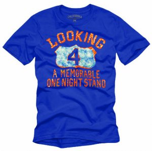 """""""Looking"""" Hollywood Vintage Style Men's T-shirt"""