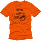 """Watch the Birdie"" Hollywood Vintage Style Men's T-shirt"