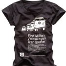 """Volkswagen Transporter"" New York Style Women's T-shirt"