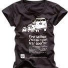 """""""Volkswagen Transporter"""" New York Style Women's T-shirt"""