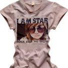 """""""LAM STAR"""" New York Style Women's T-shirt"""