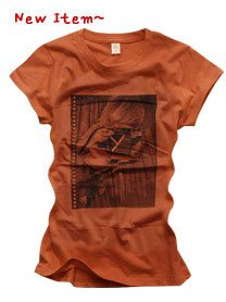 """CAMERA"" New York Style Women's T-shirt"