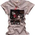 """""""Lovely"""" New York Style Women's T-shirt"""