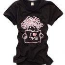 """I love 7MB"" New York Style Women's T-shirt"