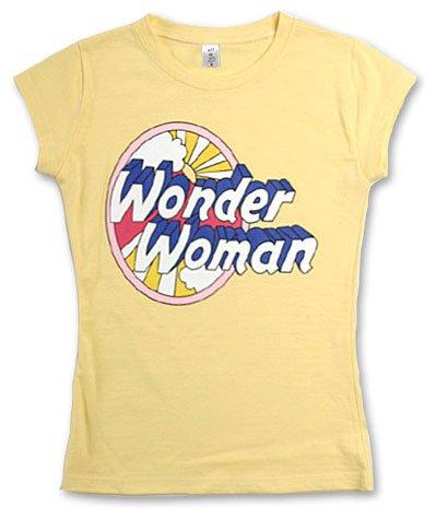 """Wonder Woman"" Hollywood Vintage Style Women's T-shirt"
