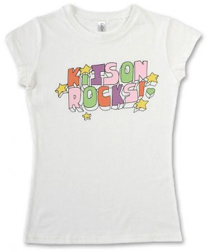 """Rocks"" Hollywood Vintage Style Women's T-shirt"