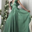Fashion Sheath Floor-length V-neck Dresses