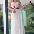 New Design Sexy Floor Length Spaghetti Strap Long Party Dresses For Women
