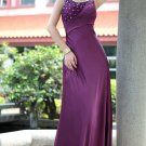 Hot Sale Floor Length Off Shoulder Party Dresses For Women