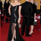 Sexy V-Neckline Celebrity Dresses at Screen Actors Guild